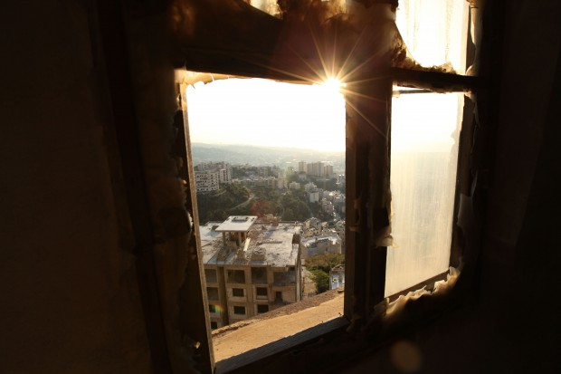 Beirut's southern suburbs still bare the scars of multiple invas